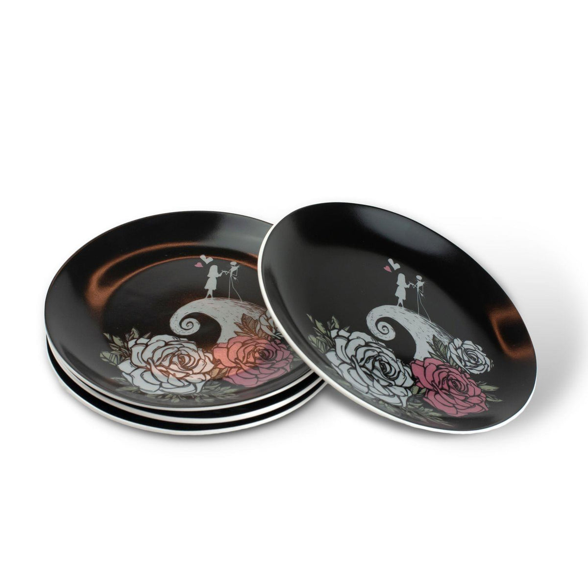 "OFFICIAL Nightmare Before Christmas 8"" Plate 