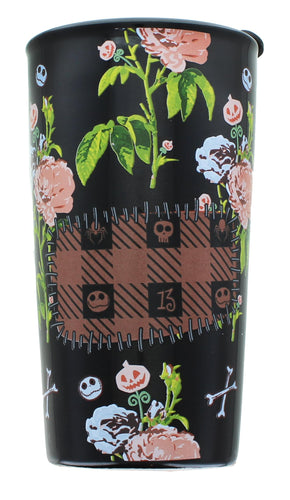 Nightmare Before Christmas Patched Up 12oz Ceramic Tumbler