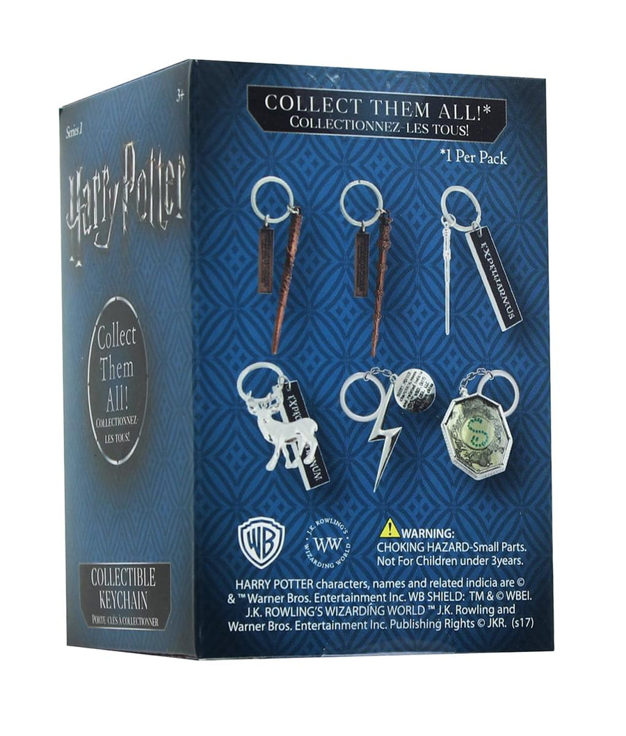 Harry Potter Blind Box Diecast Keychain - One Random