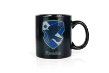 Load image into Gallery viewer, Harry Potter Ravenclaw 20oz Heat Reveal Ceramic Coffee Mug | Color Changing Cup