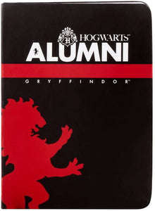 Harry Potter Gryffindor Alumni Hard Cover Journal
