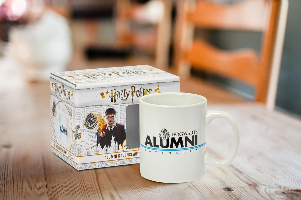 Harry Potter House Ravenclaw Alumni 11-Oz Ceramic Mug