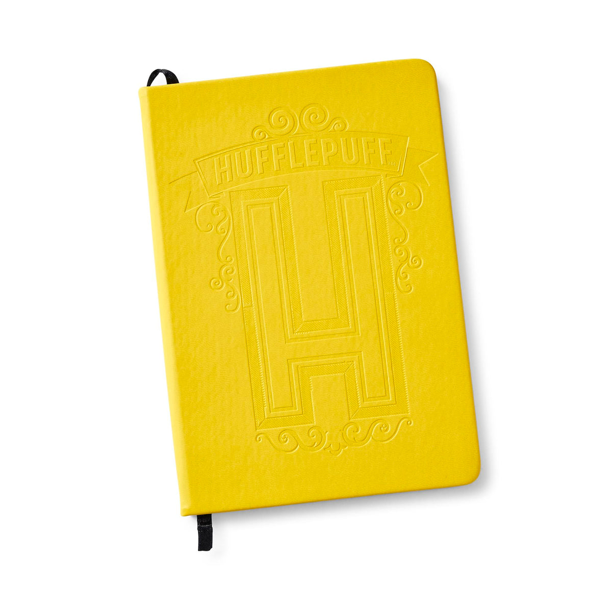 "Harry Potter Hogwarts House Hufflepuff Debossed-Cover Journal - 7.25""x 5"""