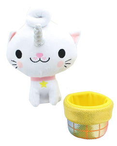 Kitty Cone Uma The Unicorn 7.5 Inch Plush