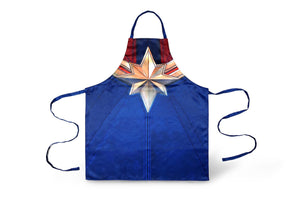 Marvel Captain Marvel Uniform Adult Apron | One Size