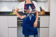 Load image into Gallery viewer, Marvel Captain Marvel Uniform Adult Apron | One Size