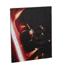 "Load image into Gallery viewer, Star Wars 23.9""x19.9"" Illuminated Canvas Wall Art, Set of 3"