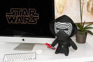 "Star Wars 15"" Talking Plush: Kylo Ren"