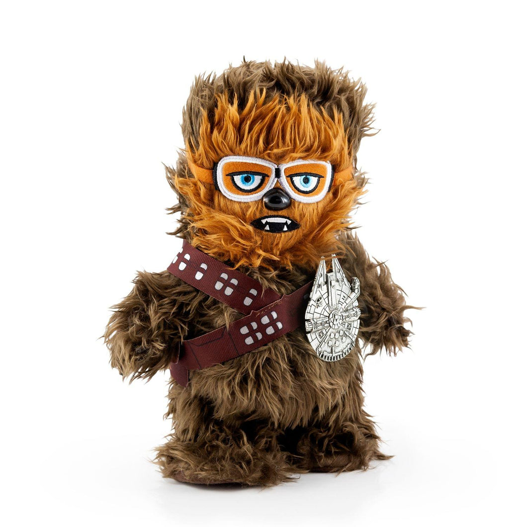 Star Wars Chewbacca Interactive Walk N' Roar | Moves & Makes Noise | 12