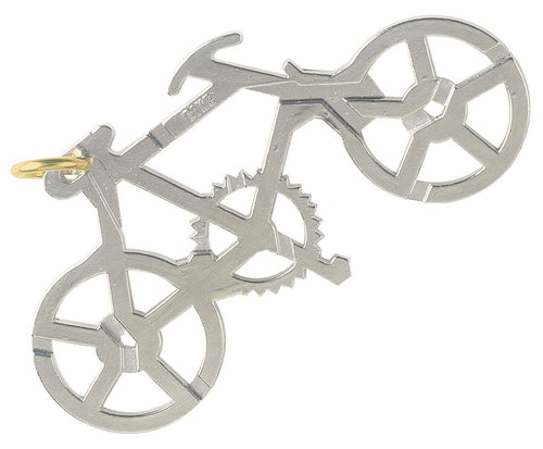 Hanayama Level 1 Cast Metal Brain Teaser Puzzle - Bike