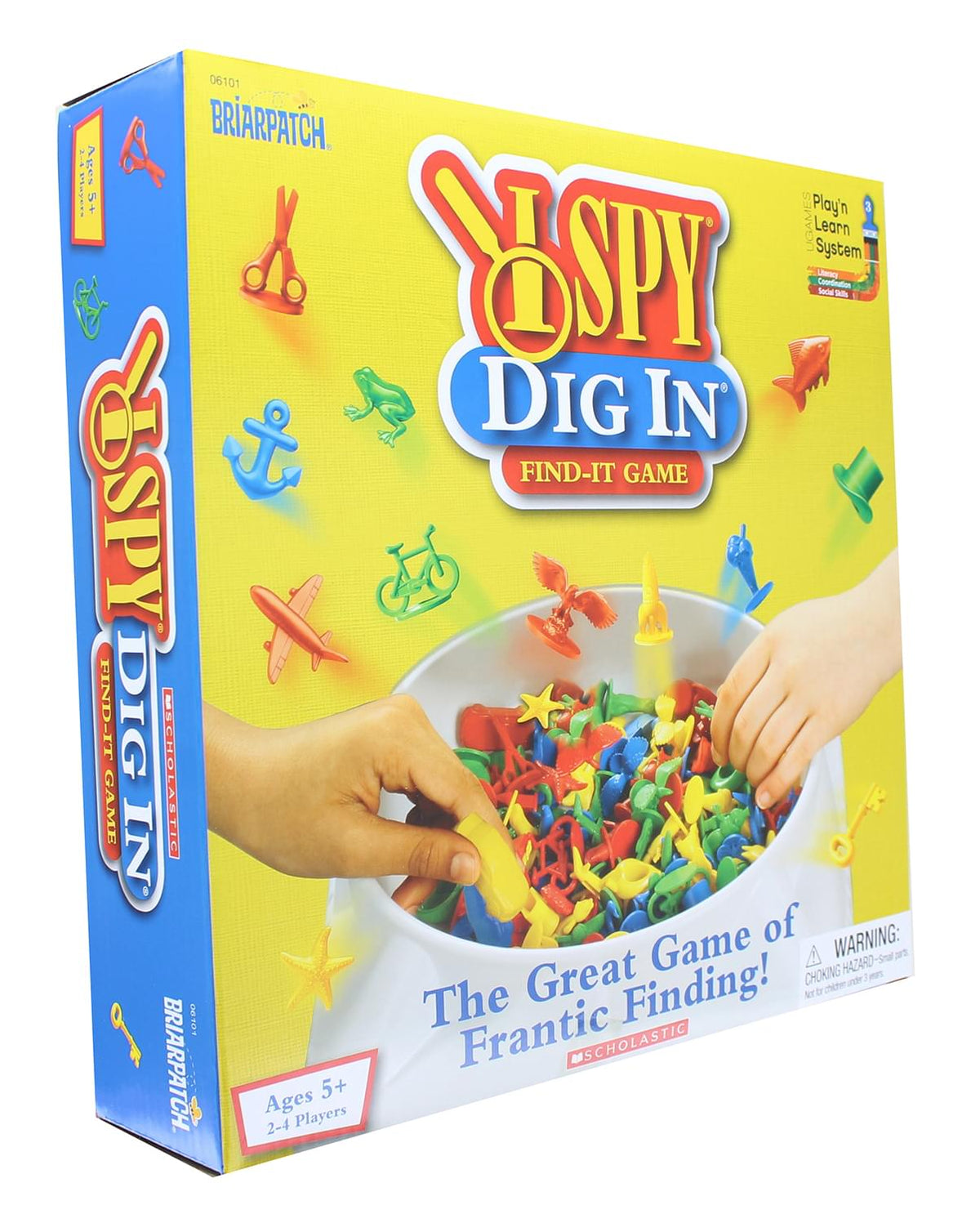 I Spy Dig In Frantic Finding Game | For 2-4 Players