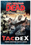 Walking Dead TacDex Card Game