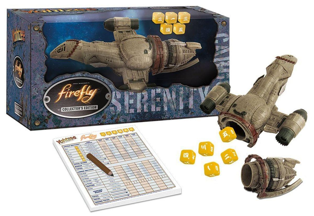Yahtzee: Firefly Edition Board Game