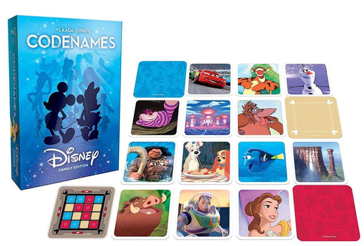 Disney Family Edition Codenames Card Game