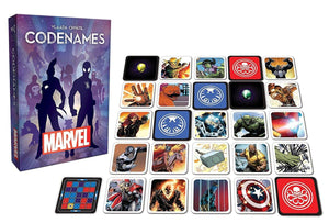 Marvel Codenames Card Game
