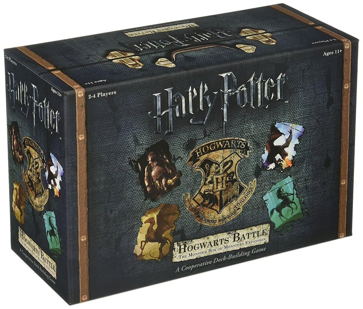Harry Potter Hogwarts Battle The Monster Box of Monsters Card Game Expansion