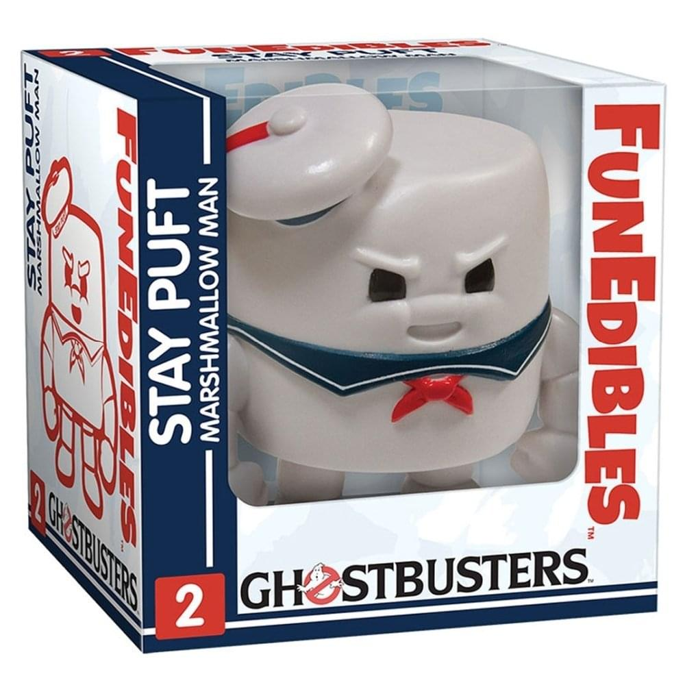 Ghostbusters Stay Puft Marshmallow Man FunEdibles 4