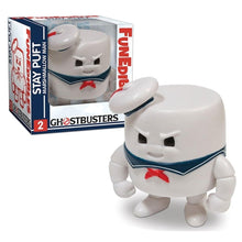 "Load image into Gallery viewer, Ghostbusters Stay Puft Marshmallow Man FunEdibles 4"" Vinyl Figure"