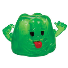 "Load image into Gallery viewer, Ghostbusters Slimer Lime Gelatin FunEdibles 4"" Vinyl Figure"