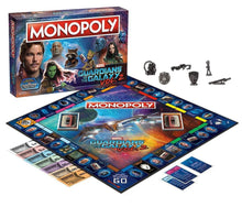 Load image into Gallery viewer, Guardians of the Galaxy Vol. 2 Monopoly Board Game