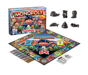 Garbage Pail Kids Monopoly Board Game