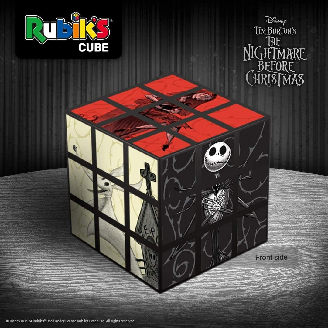 The Nightmare Before Christmas Rubik's Cube | Puzzle Game