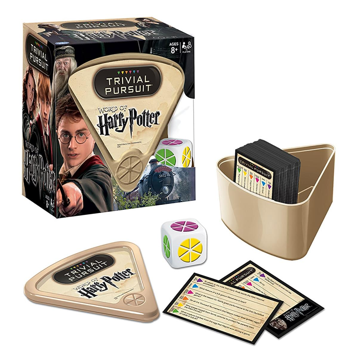 Harry Potter Ultimate Edition Trivial Pursuit Board Game