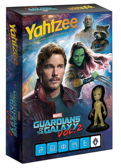 Guardian of the Galaxy Vol. 2 Yahtzee Dice Game