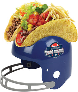 Touchdown Sculpted Football Helmet Taco & Snack Holder