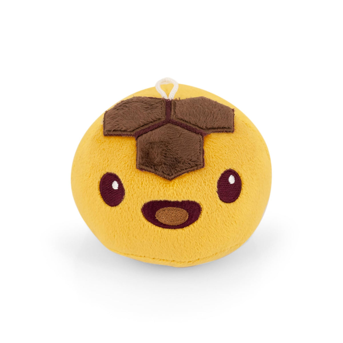 Slime Rancher Plush Toy Bean Bag Plushie | Honey Slime, by Imaginary People