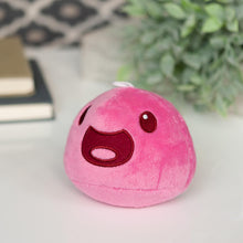 Load image into Gallery viewer, Slime Rancher Pink Slime Plush Collectible | Soft Plush Doll | 4-Inch Tall