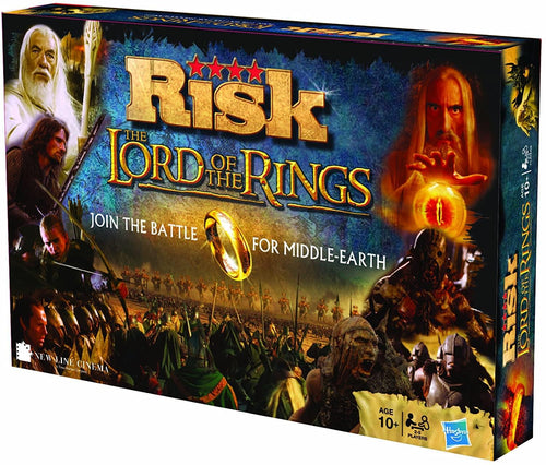 The Lord of the Rings Risk Board Game | For 2-5 Players