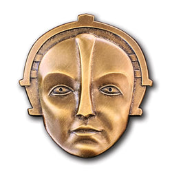 Metropolis 1927 MetroBot Metal Collector Pin