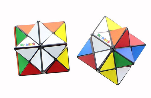 Rubik's Magic Star 2.5-Inch Fidget Toy - Set of 2