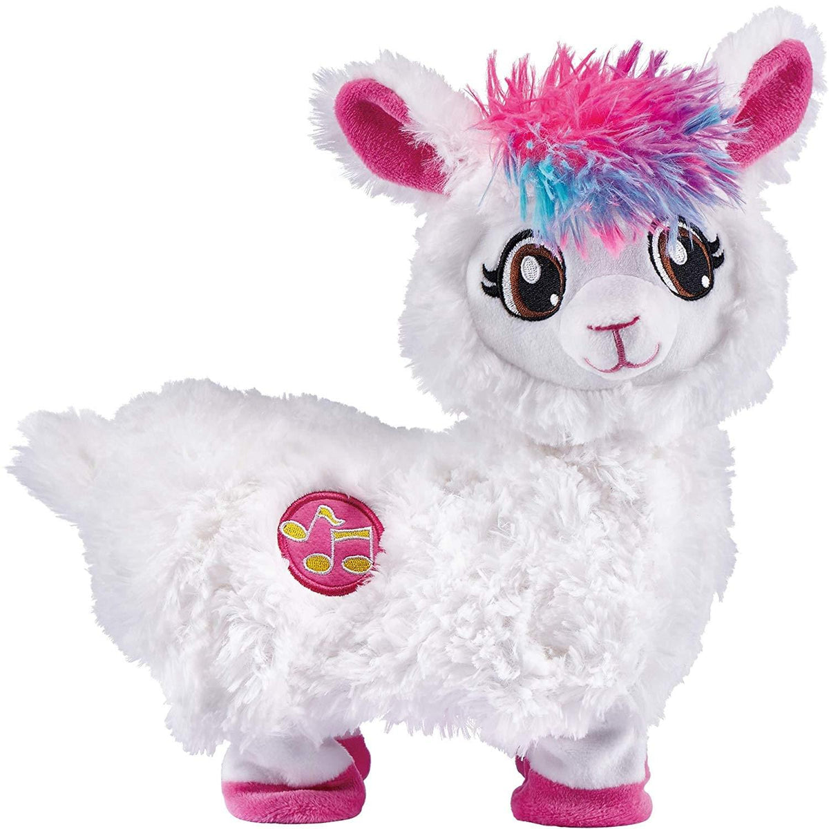 Pets Alive Boppi The Booty Shakin' Llama Interactive Plush Toy