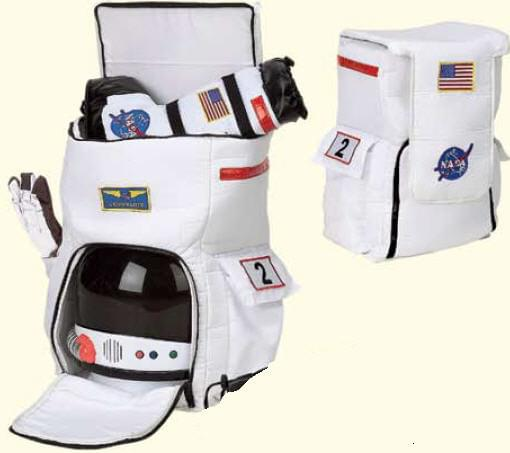 Jr Astronaut Backpack