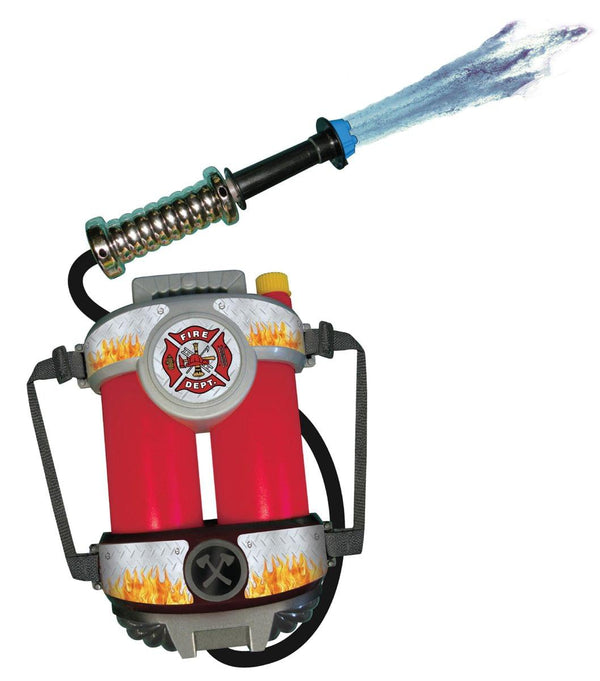 Super Soaking Fire Hose Backpack Costume Accessory Child