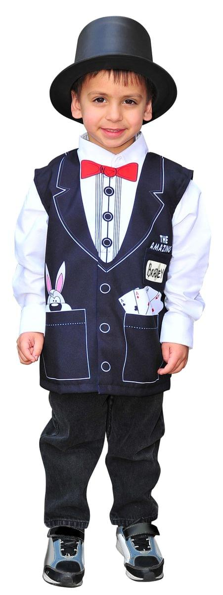 My 1st Career Gear Magician Costume Child Toddler
