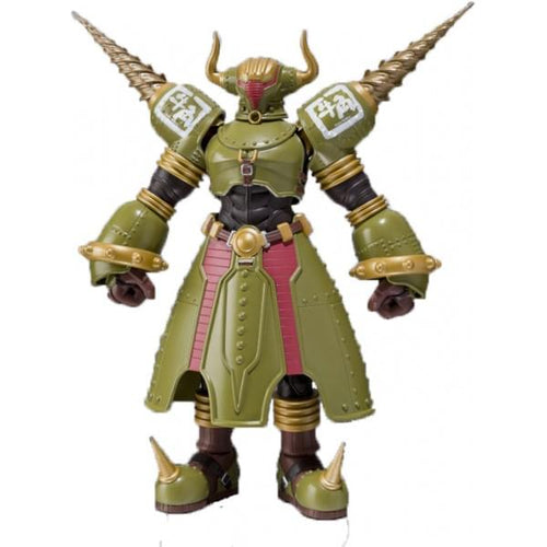 Rock Bison Tiger And Bunny Bandai S.H. Figure
