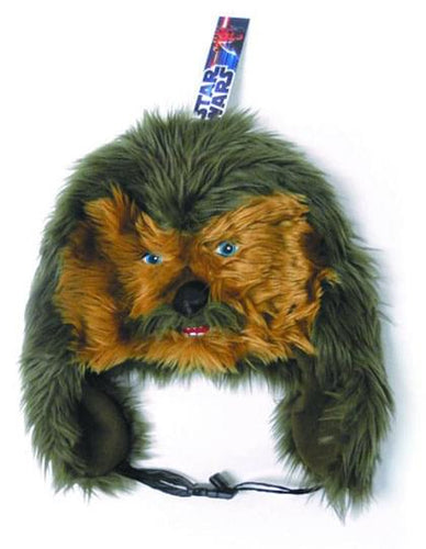 Star Wars Chewbacca Fleece Hat