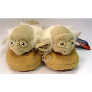 Star Wars Yoda Large 10.5/11 Slippers