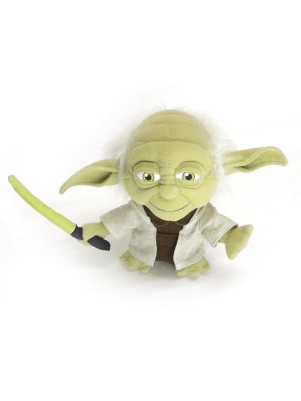 Comic Images Star Wars Yoda Super Deformed Plush
