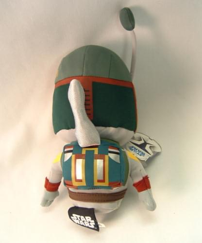 Star Wars Super Deformed Plush Boba Fett