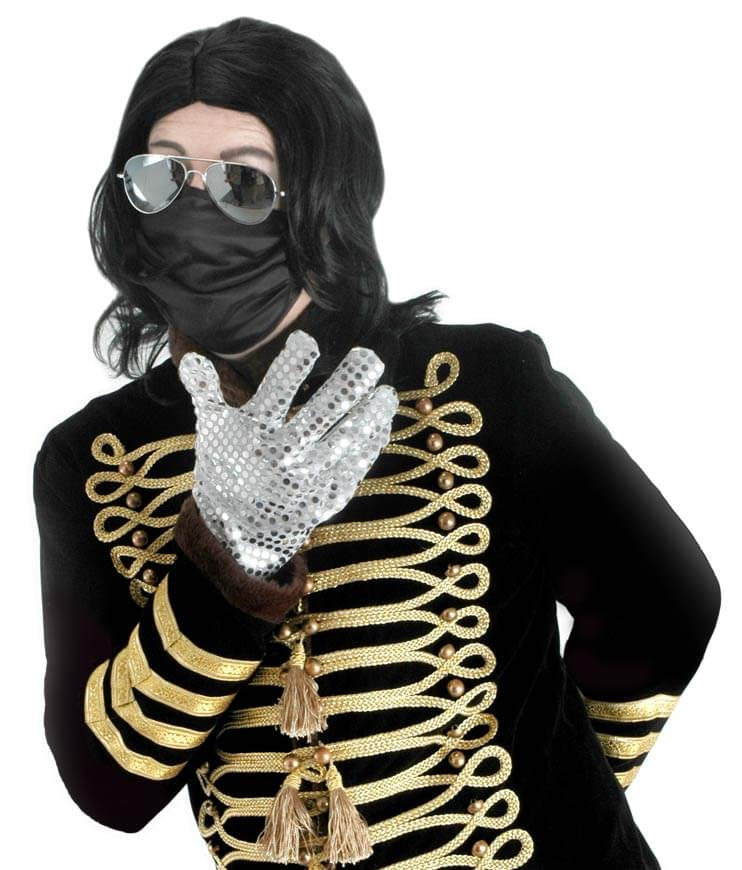 King of Pop Costume Accessory Kit