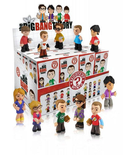 Big Bang Theory Mini Blind Box
