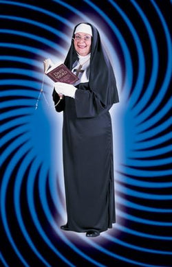 Nun Costume Adult Plus Size