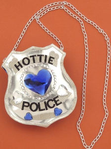 Hottie Police Costume Hand Bag