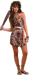 Caveman Cave Beauty Female Adult Costume
