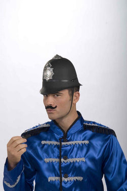 London Officer Adult Costume Bobby Hat