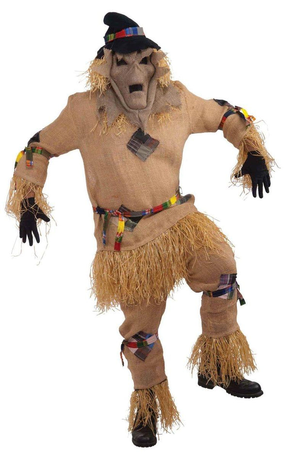 Scarecrow Monster Costume Adult
